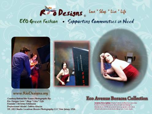 Rio Designs ECO Green Fashion 2