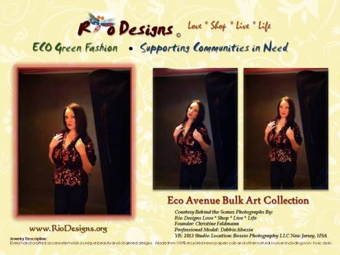 Rio Designs ECO Green Fashion 3