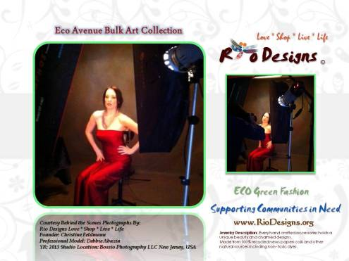 Rio Designs ECO Green Fashion 4