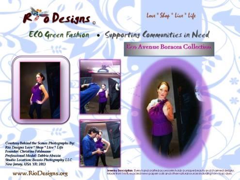 Rio Designs ECO Green Fashion 5